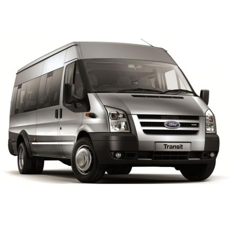 FORD TRANSIT DOUBLE